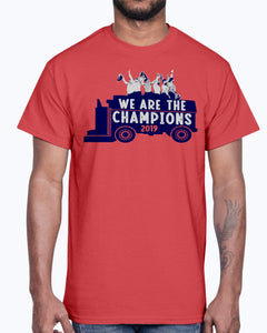 We Are The Champions 2019 Shirt
