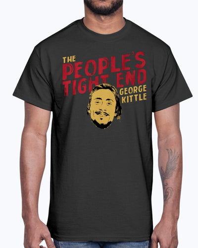 The People's Tight End Shirt