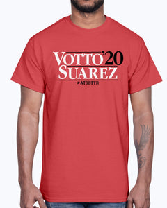 VOTTO SUAREZ 2020 SHIRT
