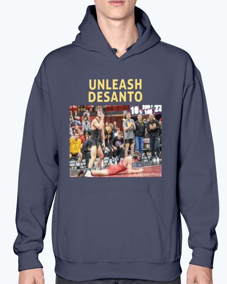 UNLEASH DESANTO SHIRT
