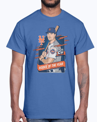 ROOKIE OF THE YEAR – PETE ALONSO T-SHIRT
