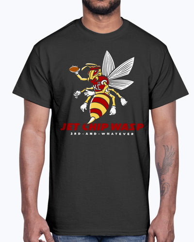 JET CHIP WASP SHIRT