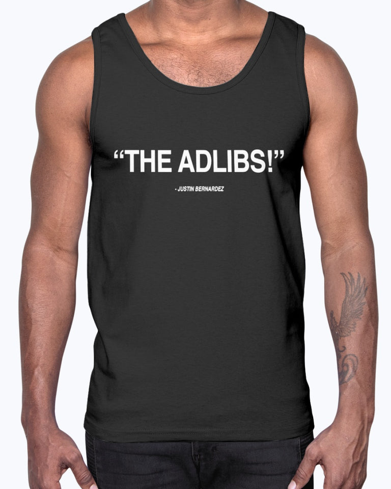 THE ADLIBS Justin Bernardez Shirt