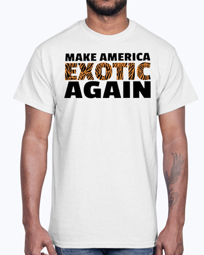 TIGER KING MAKE AMERICA EXOTIC AGAIN SHIRT
