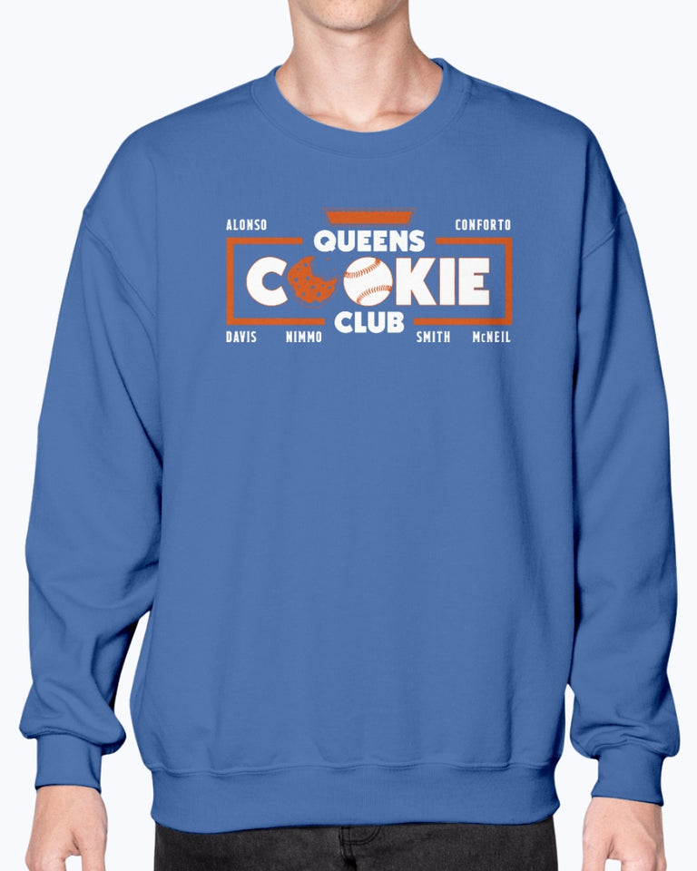 Queens Cookie Club Shirt