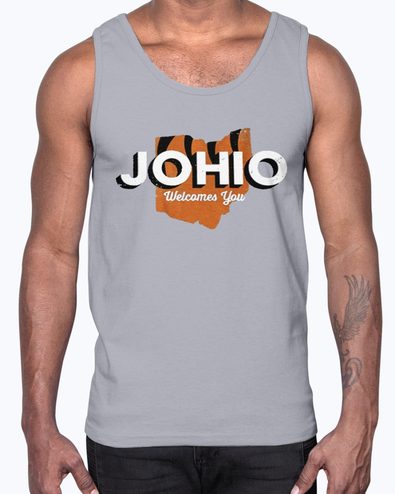 JOHIO - WELCOMES YOU SHIRT