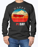 Vintage Pi Day Cherry Pie Math Techer Happy Pi T-Shirt