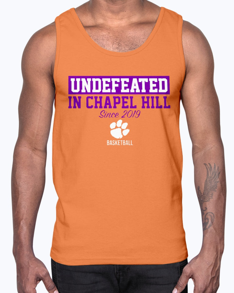 UNDEFEATED IN CHAPEL HILL SHIRT Clemson Tigers