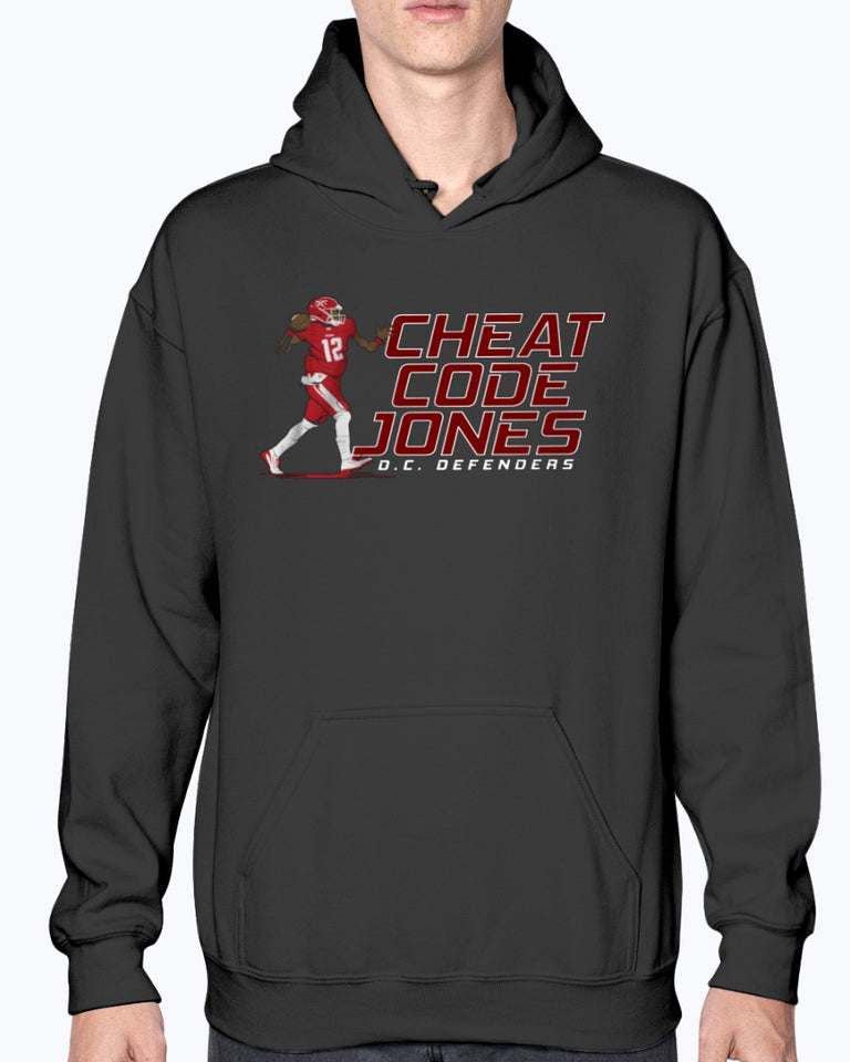 CHEAT CODE JONES SHIRT