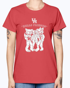 Hello Friends Houston T-Shirt