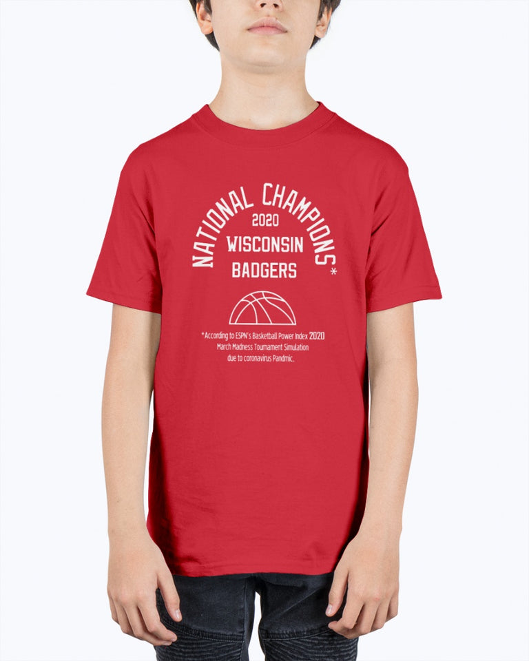 2020 NATIONAL CHAMPIONS SHIRT