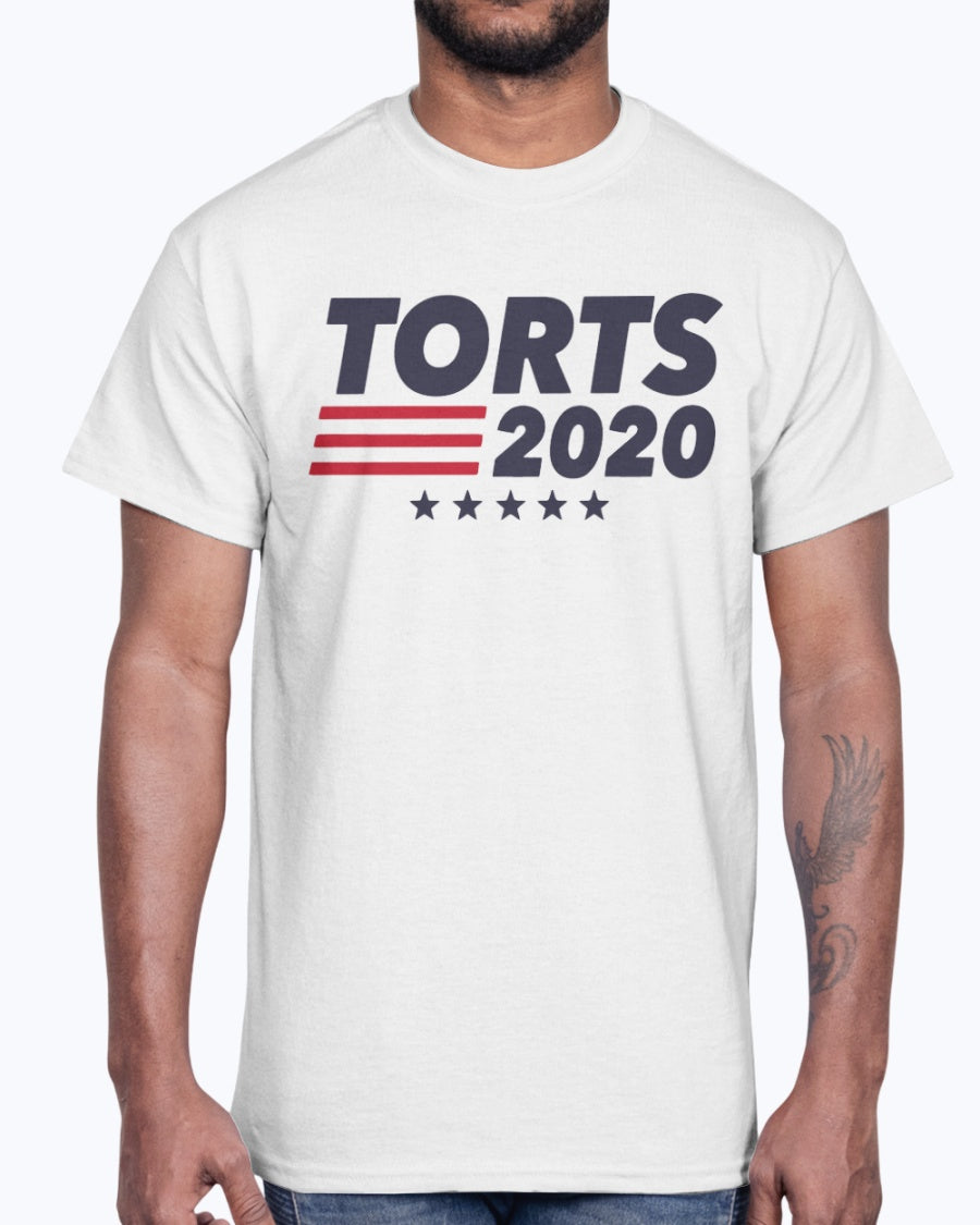 Torts 2020 Shirt Columbus Blue Jackets