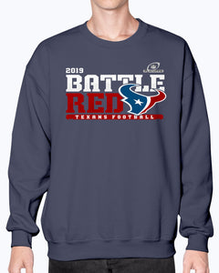 BATTLE RED SHIRT