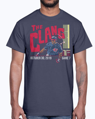THE CLANG SHIRT