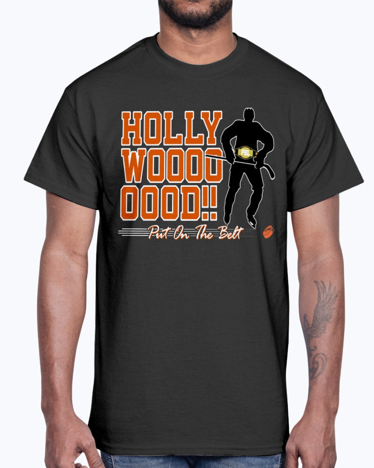 HOLLYWOOD HAYES PUT ON THE BEST 2020 T-SHIRT