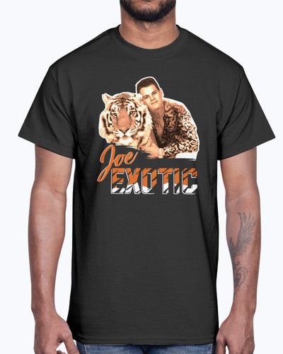 Joe Burrow Joe Exotic Tigers King Shirt