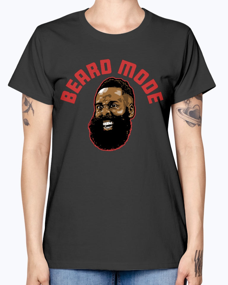 BEARD MODE SHIRT