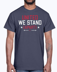 United We Stand (Apart) 6 FT Shirt