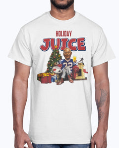 O.J. Simpson Holiday Juice Shirt Funny Christmas