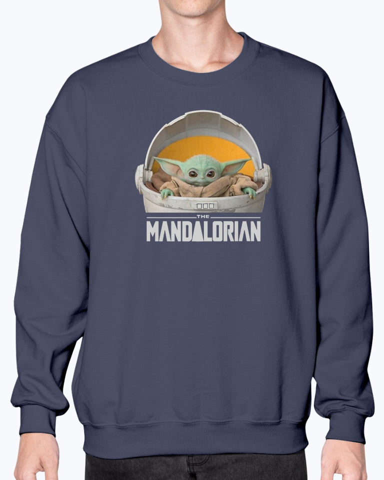 The Child Mandalorian Floating Pod T-Shirt