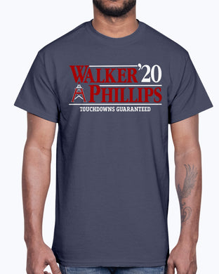 WALKER PHILLIPS 2020 SHIRT