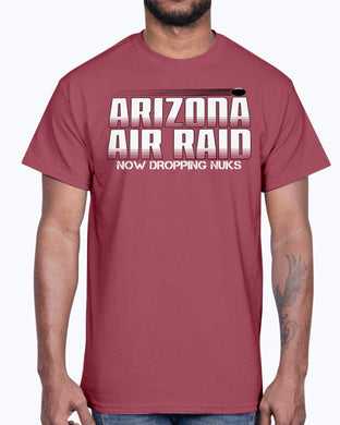 ARIZONA AIR RAID SHIRT