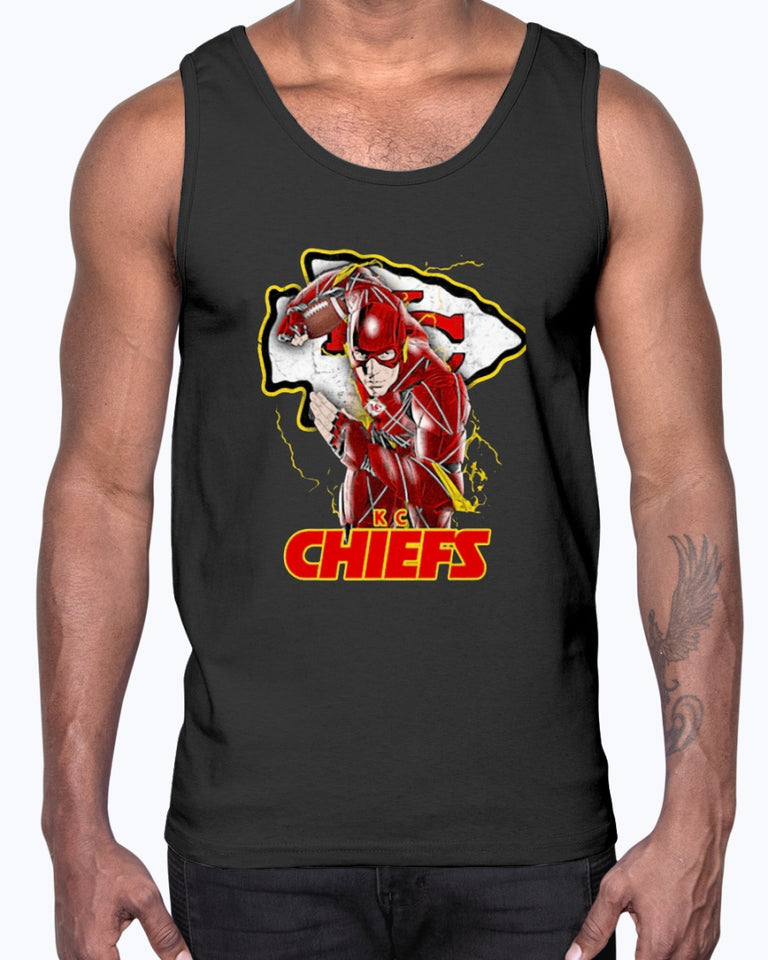 The Flash Kansas City Chiefs Shirt
