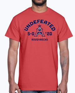UNDEFEATED ROUGHNECKS SHIRT