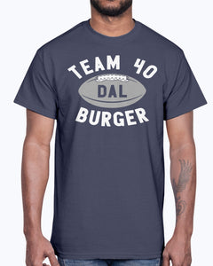 TEAM 40 BURGER SHIRT
