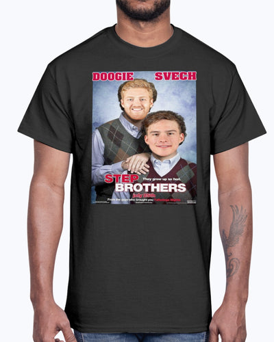 Doogie And Svech -  Step Brothes Shirt