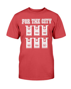 FOR THE CITY SHIRT  Houston Cougars