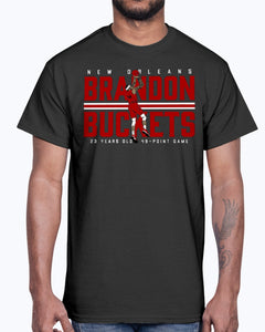 BRANDON BUCKETS SHIRT