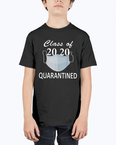 Class of 2020 Quarantined Mask T-shirt