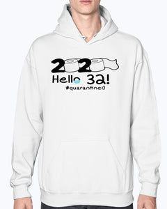 2020 HELLO 32 #QUARANTINED SHIRT