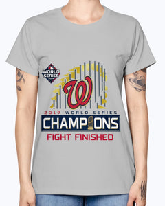 Fight Finished Shirt