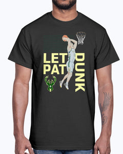 LET PAT DRUNK SHIRT