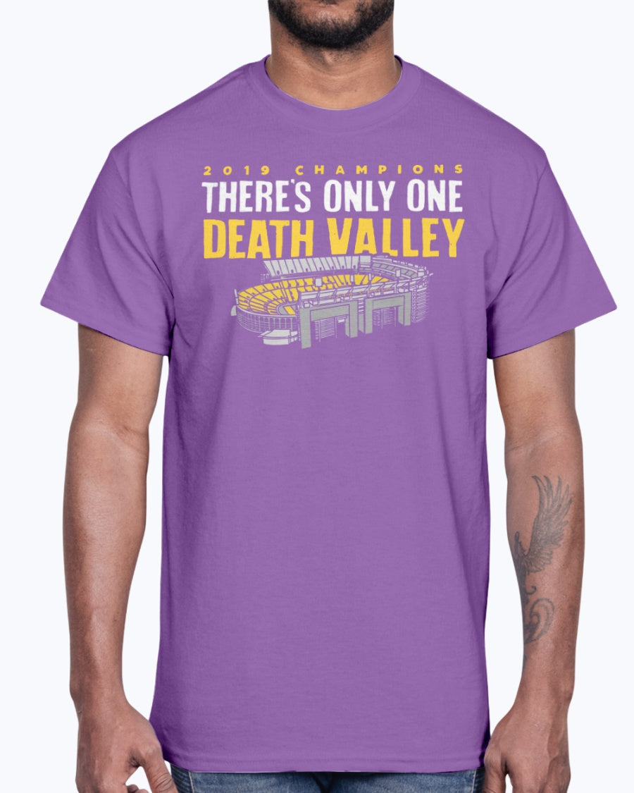 THERE'S ONE DEATH VALLEY SHIRT