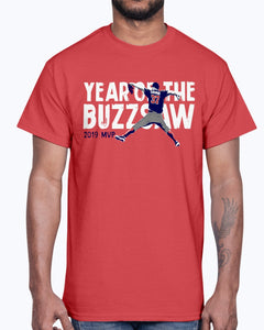 YEAR OF THE BUZZ SAW 2019 MVP SHIRT