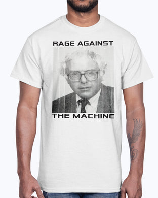 Rage Against The Machine Bernie Shirt