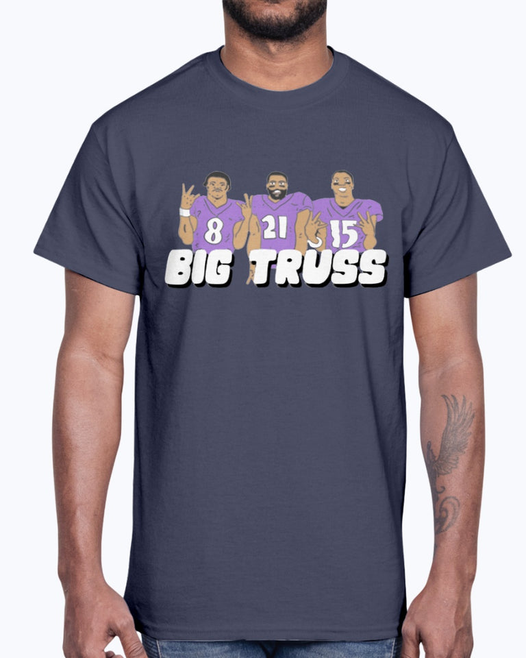 BIG TRUSS SHIRT