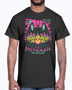Have You Seen The MOTHAMAN Terror From The Skies Shirt