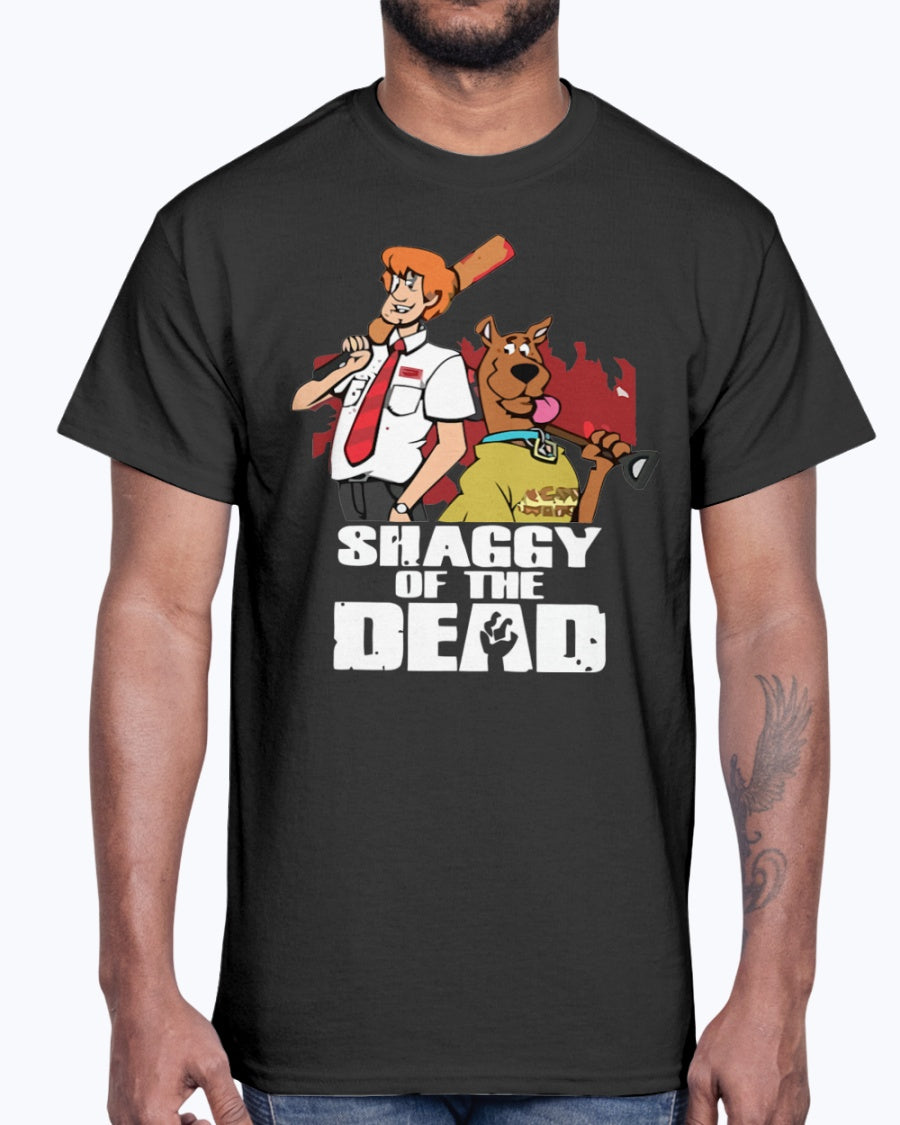 SHAGGY OF THE DEAD SHIRT Funny Shaggy Rogers - Scooby-Doo