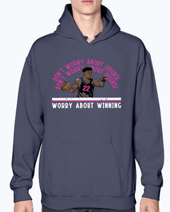 WORRY ABOUT WINNING SHIRT