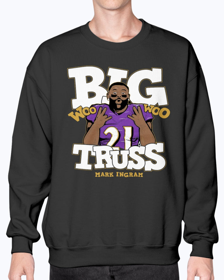 BIG TRUSS WOO WOO SHIRT