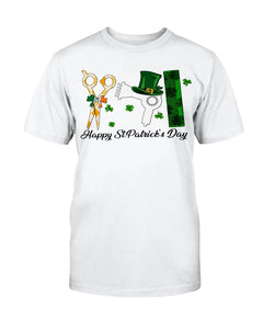 Hairstylist Happy St Patrick's Day shirt