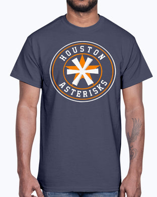 Houston Asterisks T-Shirt Houston Astros