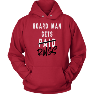 BOARD MAN RINGS TEE Toronto Raptors 2019 NBA Finals Champions Shirt