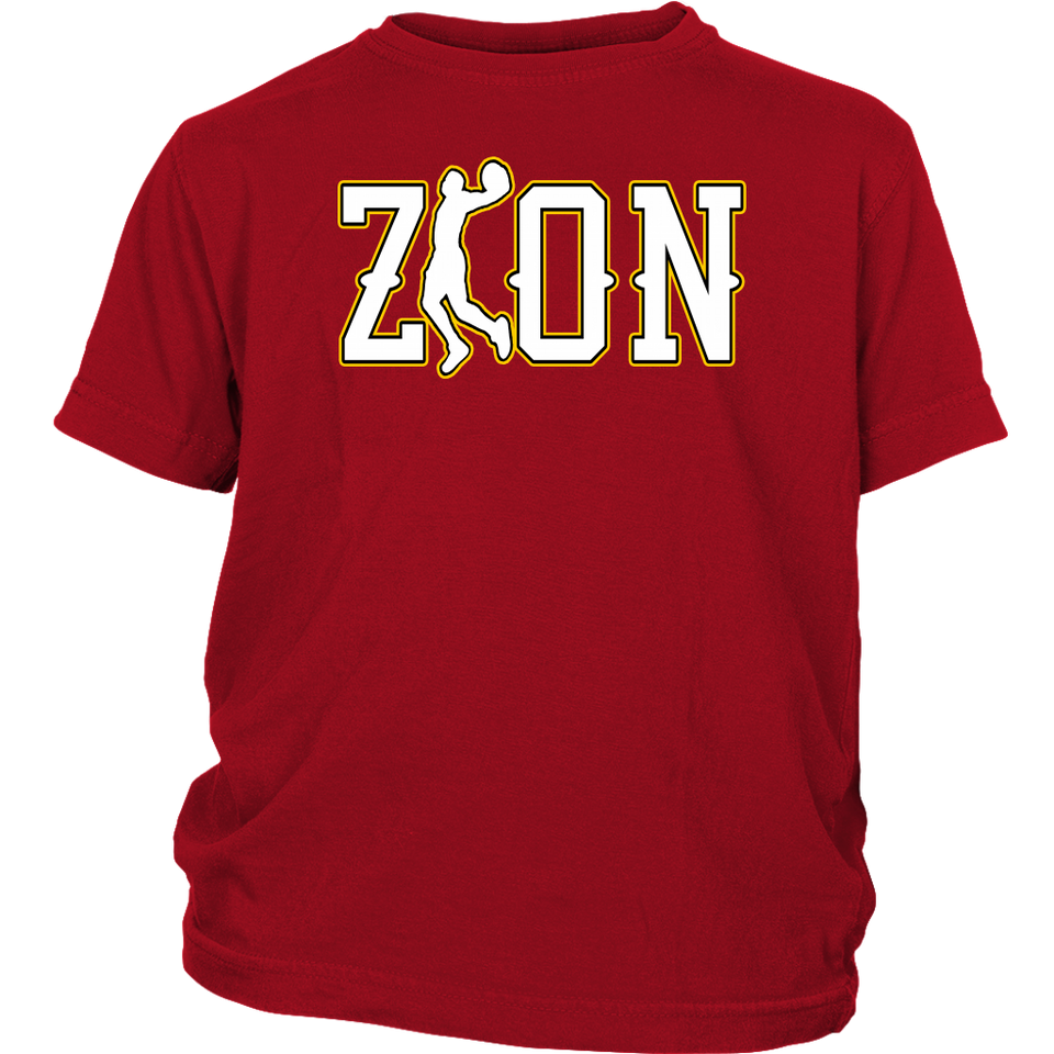 ZION SHIRT Alvin Gentry - Zion Williamson Dunking - New Orleans Pelicans