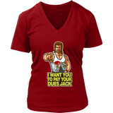 I Want You To Pay Your Dues Jack Shirt