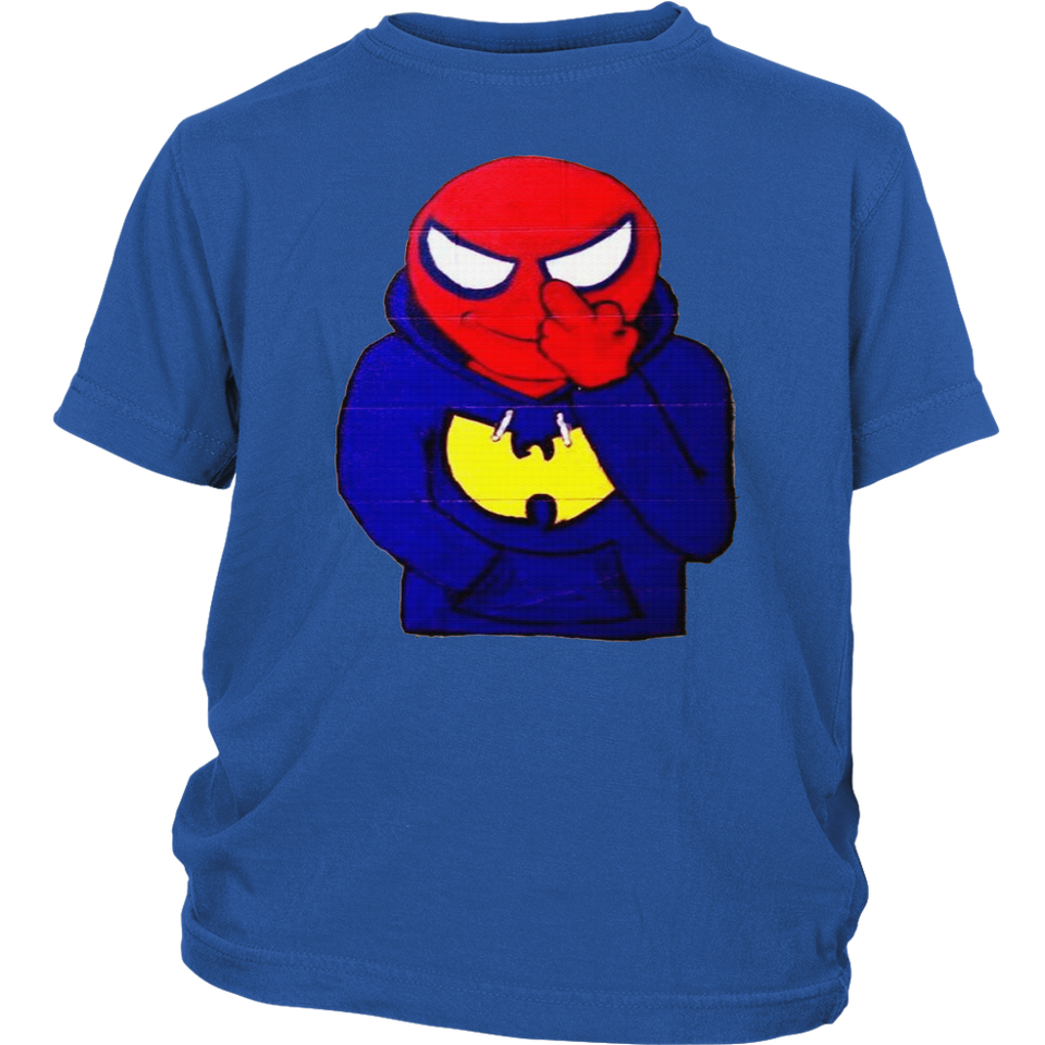 WuTang Clan Spiderman Protect Shirt